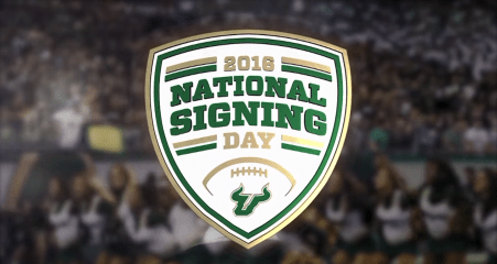 2016 National Signing Day USF Football SNAP (1909x1017)