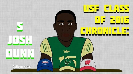 USF Class of 2016 Chronicle-S Josh Dunn by Matthew Manuri SoFloBulls.com (466x260)