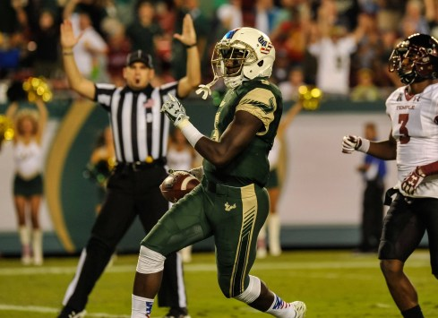 College Football's Best Weeknight Games of 2016-#7 USF vs. Temple SoFloBulls.com (2821x2035)