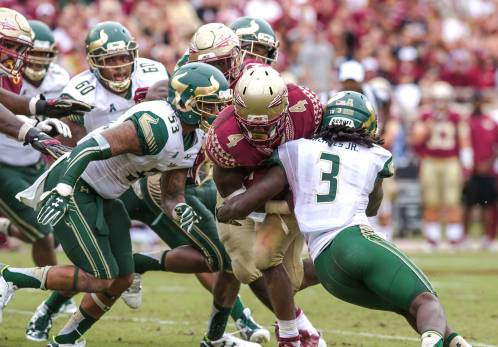 FSU vs. USF Preview: Scouting the Seminoles Defensive Stars #BeatFSU