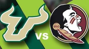 2016 FSU vs USF Logo | SoFloBulls.com