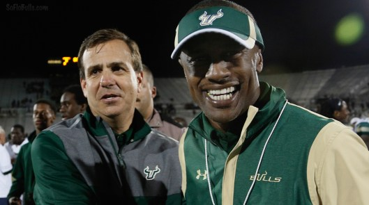 AUDIO: USF Coach Willie Taggart on SiriusXM's Full Ride | SoFloBulls.com