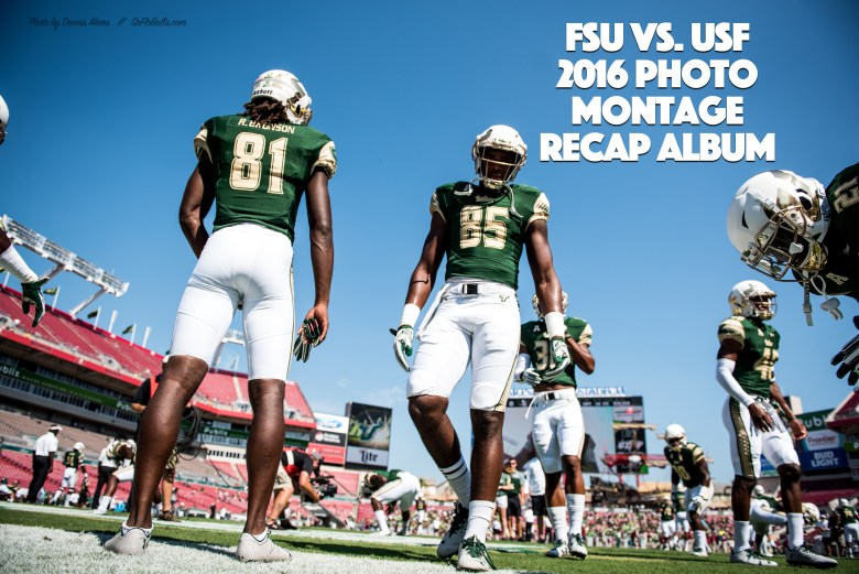 FSU vs. USF 2016 Photo Montage ReCap Album by Matthew Manuri (Photo by Dennis Akers) SoFloBulls.com
