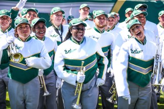 FSU vs USF 2016 42 - USF Band by Dennis Akers (4512x3008)