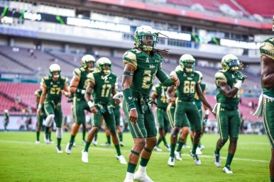 USF DB Johnny Ward