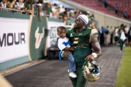USF RB D'Ernest Johnson