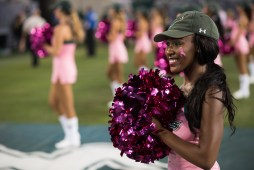 75 - UConn vs USF 2016 - USF Cheerleader (6016x4016)