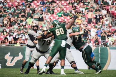 48 - USF vs. UCF 2016 - USF DT Bruce Hector by Dennis Akers | SoFloBulls.com (3541x2364)