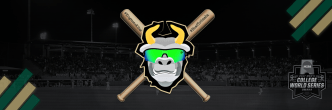 #RoadToOmaha 2017 USF Baseball Twitter Cover Image by Matthew Manuri | SoFloBulls.com (1500x500)