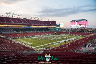 18 - Temple vs. USF 2017 - Raymond James Stadium Pre-Game by Dennis Akers | SoFloBulls.com (6016x4016)