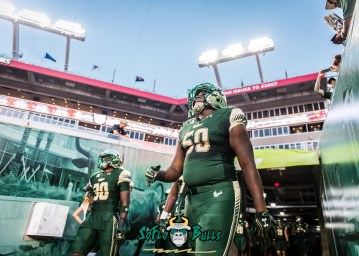 28 - Temple vs. USF 2017 - USF OL Christion Gainer by Dennis Akers | SoFloBulls.com (5622x4016)