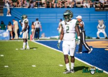 48 - USF vs. San Jose State 2017 - USF RB D'Ernest Johnson by Dennis Akers | SoFloBulls.com (5153x3681)