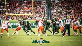 53 - Illinois vs. USF 2017 - USF RB Darius Tice Marcus Norman Billy Atterbury by Dennis Akers | SoFloBulls.com (5056x2844)