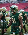6 - Temple vs. USF 2017 - USF DE Frank Johnson by Dennis Akers | SoFloBulls.com (3558x4447)