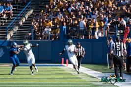 65 - USF vs. San Jose State 2017 - USF QB Quinton Flowers Darnell Salomon by Dennis Akers | SoFloBulls.com (2580x1720)