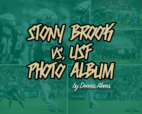 Stony Brook vs USF 2017 Photo Album by Dennis Akers | SoFloBulls.com