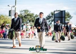 14 - Cincinnati vs. USF 2017 - USF DB Nate Ferguson Khalid McGee by Dennis Akers | SoFloBulls.com (4915x3511)
