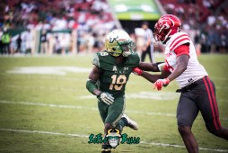 48 - USF vs. Houston 2017 - DB Ronnie Hoggins by Dennis Akers | SoFloBulls.com (6016x4016)