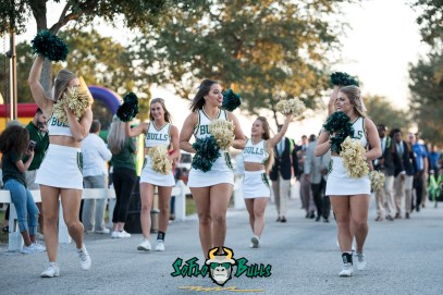 2 - Tulsa vs. USF 2017 - USF Cheerleaders by Dennis Akers | SoFloBulls.com (5148x3437)