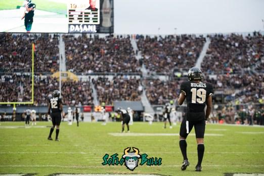 31 - USF vs. UCF 2017 - UCF DB Mike Hughes by Dennis Akers | SoFloBulls.com (6016x4016)