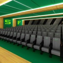 USF Football Center Rendering Team Meeting Room Image - SoFloBulls.com (3840x2160)