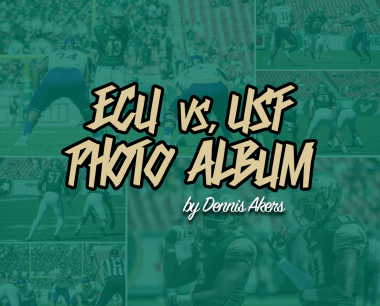 ECU vs. USF 2016 Photo Album by Dennis Akers | SoFloBulls.com