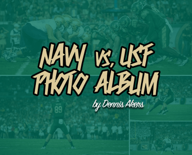 No. 22 Navy vs. USF 2016 Photo Album by Dennis Akers | SoFloBulls.com