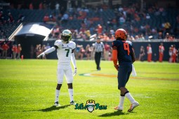 13 - USF vs. Illinois 2018 - USF DB Mike Hampton by Dennis Akers | SoFloBulls.com (5902x3940)