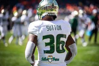 38 - USF vs. Illinois 2018 - USF RB Davion Sutton by Dennis Akers | SoFloBulls.com (6016x4016)
