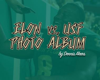 📌 Elon vs. USF 2018 Football Photo Album