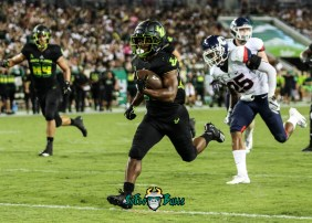 118 - USF vs. UConn 2018 - USF RB Johnny Ford by Will Turner | SoFloBulls.com (4467x3205) - 0H8A8792