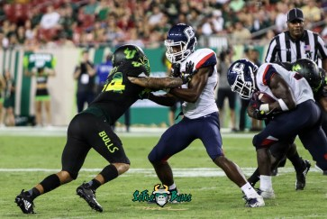 144 - USF vs. UConn 2018 - USF DB Nick Roberts by Will Turner | SoFloBulls.com (4088x2737) - 0H8A9010