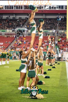 15 - USF vs. ECU 2018 - USF Cheerleaders by Dennis Akers | SoFloBulls.com (2941x4406)