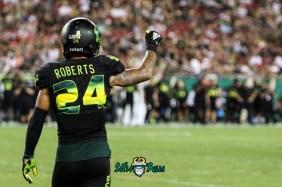 152 - USF vs. UConn 2018 - USF DB Nick Roberts by Will Turner   SoFloBulls.com (4783x3177) - 0H8A9094