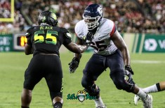 154 - USF vs. UConn 2018 - USF LB Josh Black by Will Turner | SoFloBulls.com (4435x2937) - 0H8A9105