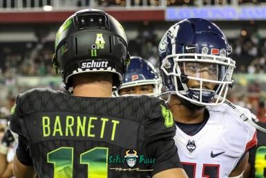 173 - USF vs. UConn 2018 - USF QB Blake Barnett by Will Turner   SoFloBulls.com (4470x2991) - 0H8A9244