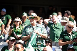 53 - USF vs. Illinois 2018 - USF Fans I Crowd at Soldier Field by Dennis Akers   SoFloBulls.com (6016x4016)
