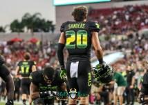 55 - USF vs. UConn 2018 - USF DB Bentlee Sanders by Will Turner | SoFloBulls.com (3978x2844) - 0H8A8414