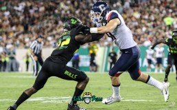 84 - USF vs. UConn 2018 - USF Db Mekhi LaPointe by Will Turner | SoFloBulls.com (5120x3195) - 0H8A8622