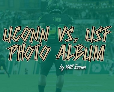 📌 UConn vs. USF 2018 Football Photo Album by Will Turner | SoFloBulls.com