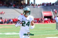 15 - USF vs. Houston 2018 - USF DB Nick Roberts by Will Turner | SoFloBulls.com (5472x3648) - 0H8A9349