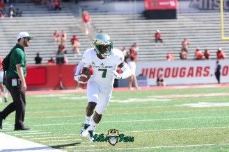 18 - USF vs. Houston 2018 - USF DB Mike Hampton by Will Turner | SoFloBulls.com (5472x3648) - 0H8A9353