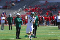 9 - USF vs. Houston 2018 - USF QB Brett Kean by Will Turner | SoFloBulls.com (5472x3648) - 0H8A9330