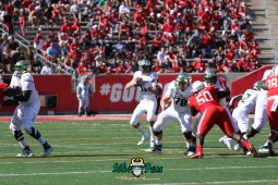 91 - USF vs. Houston 2018 - USF QB Blake Barnett by Will Turner | SoFloBulls.com (5472x3648) - 0H8A9566