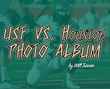 📌 USF vs. Houston 2018 Football Photo Album by Will Turner | SoFloBulls.com