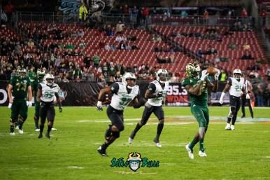 34 - Marshall vs. USF 2018 - USF WR Randall St. Felix by Dennis Akers | SoFloBulls.com