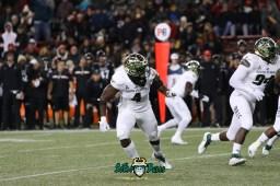 25 – USF vs. Cincinnati 2018 – USF LB Greg Reaves by Will Turner – SoFloBulls.com – 0H8A1014