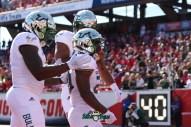 127 - USF RB Johnny Ford TD Celebration vs. Houston 2018 by Will Turner | SoFloBulls.com (5472x3648) - 0H8A9738