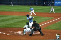 14 - South Florida Bulls vs. Tampa Bay Rays Baseball 2019 - C Tyler Dietrich by Tim O'Brien | SoFloBulls.com (3888x2592)