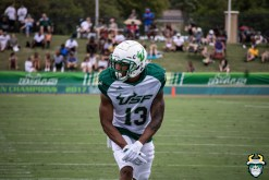 44 - USF WR Eddie McDoom Spring Game 2019 by David Gold 0742 (6000x4000)